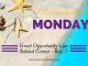 Opportunity knocks open door