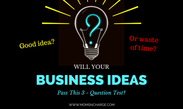 New Business Ideas Test