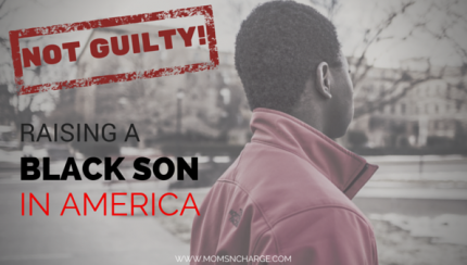 Raising a black son in america