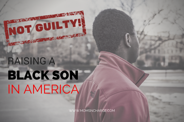 Raising a black son in america