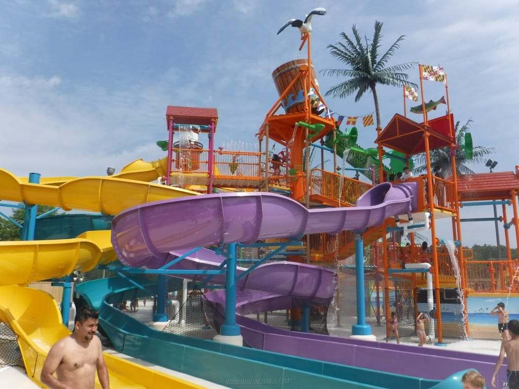 Six Flags Splash Waterfalls - MomsNCharge_11
