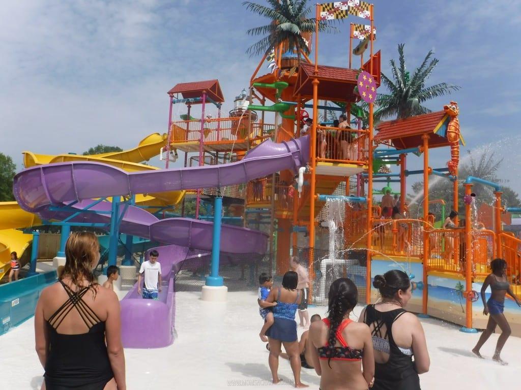 Six Flags Splash Waterfalls - MomsNCharge_13