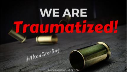 Traumatized #AltonSterling