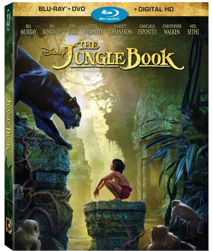 Jungle Book Digital HD