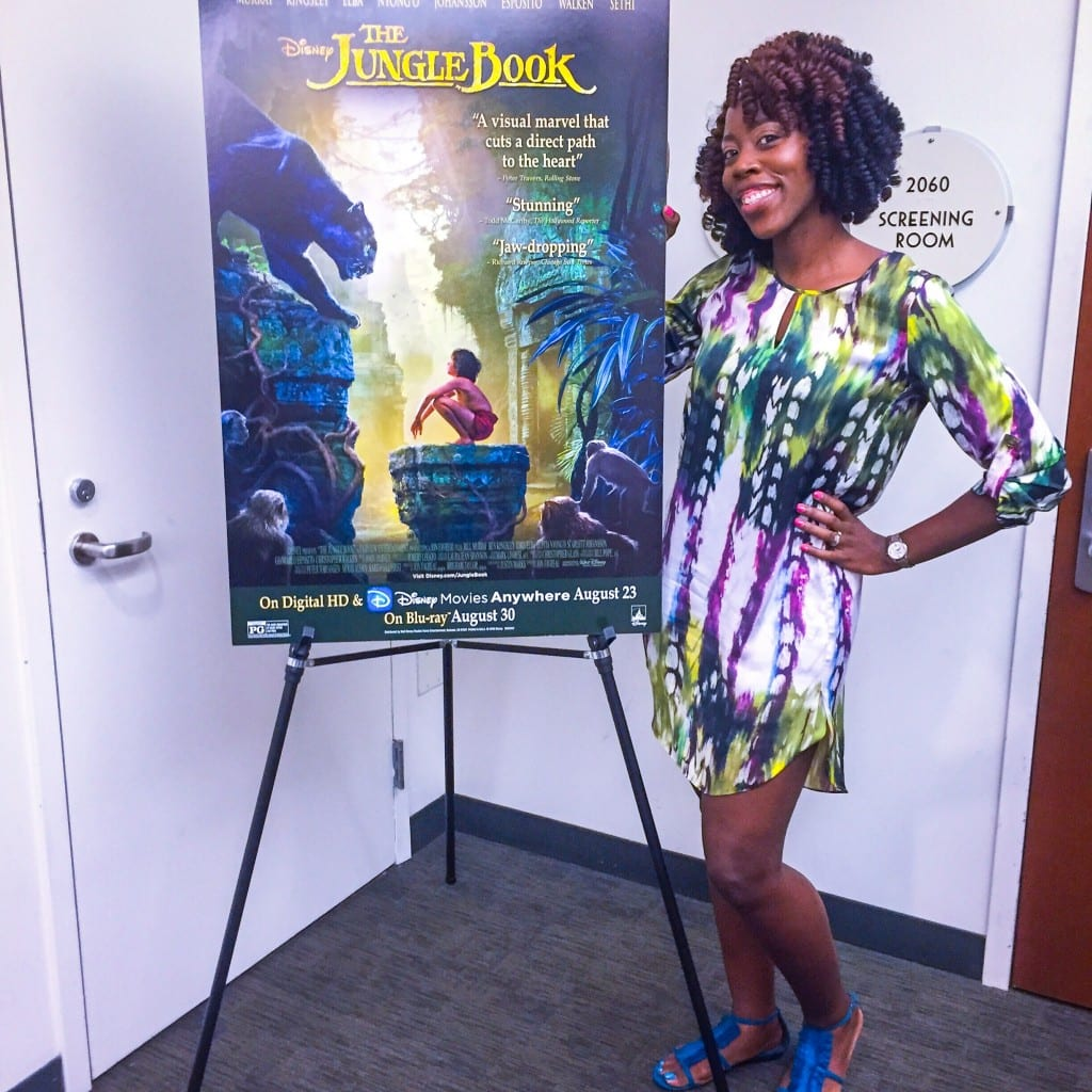 #PetesDragonEvent Jungle Book bluray 2