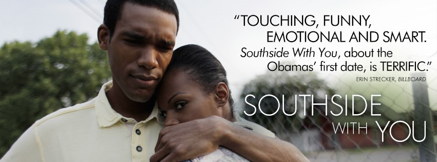 A love story #SouthSideWithYou