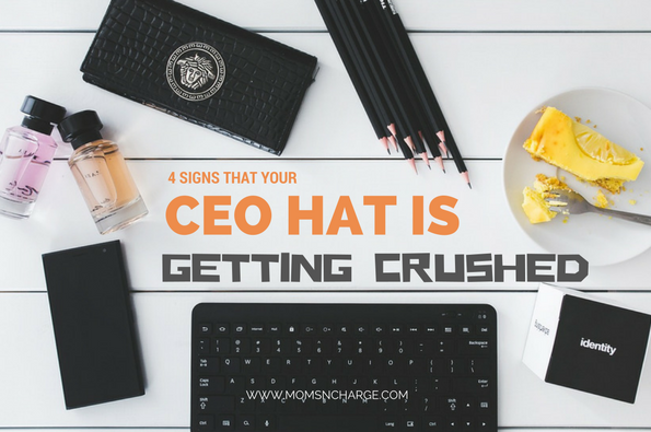 CEO pressure stress