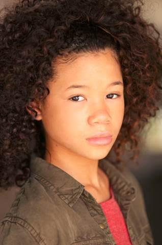 Storm Reid #AWrinkleInTime (Photo Credit: Disney)