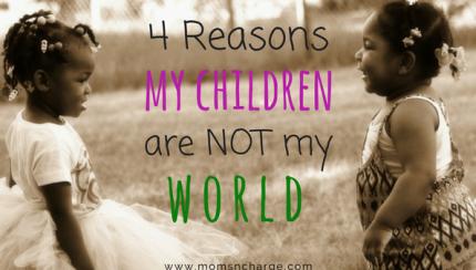 my children my world