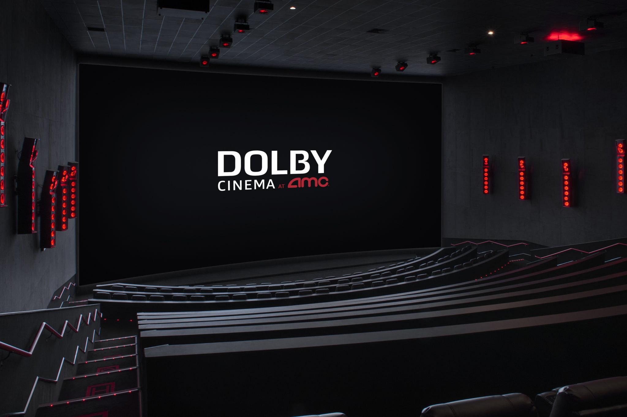 Inside a Dolby Cinema AMC in Las Vegas (Photo credit: AMC)