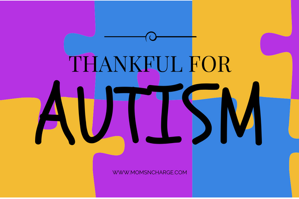 thankful for autism