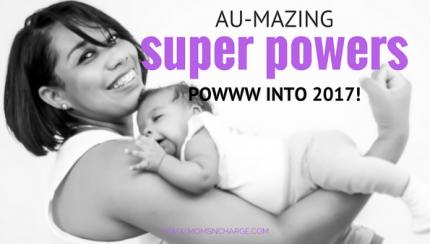 Super powers, super mom