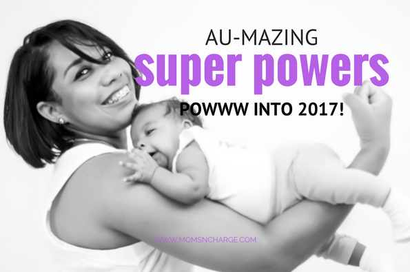 Super powers, super mom
