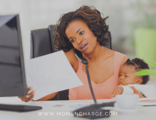 work-at-home parent