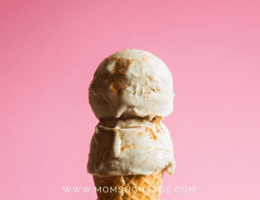 Healthy protein ice cream recipe