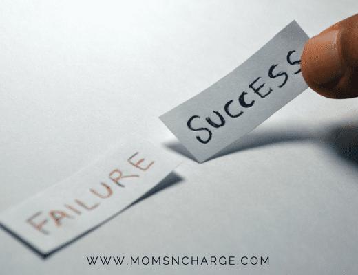 Failures are good
