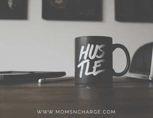 side hustle passion