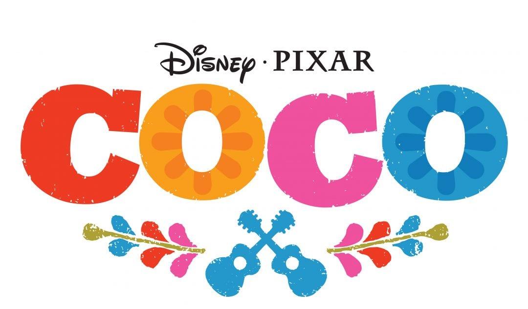 Disney's movie Coco thanksgiving