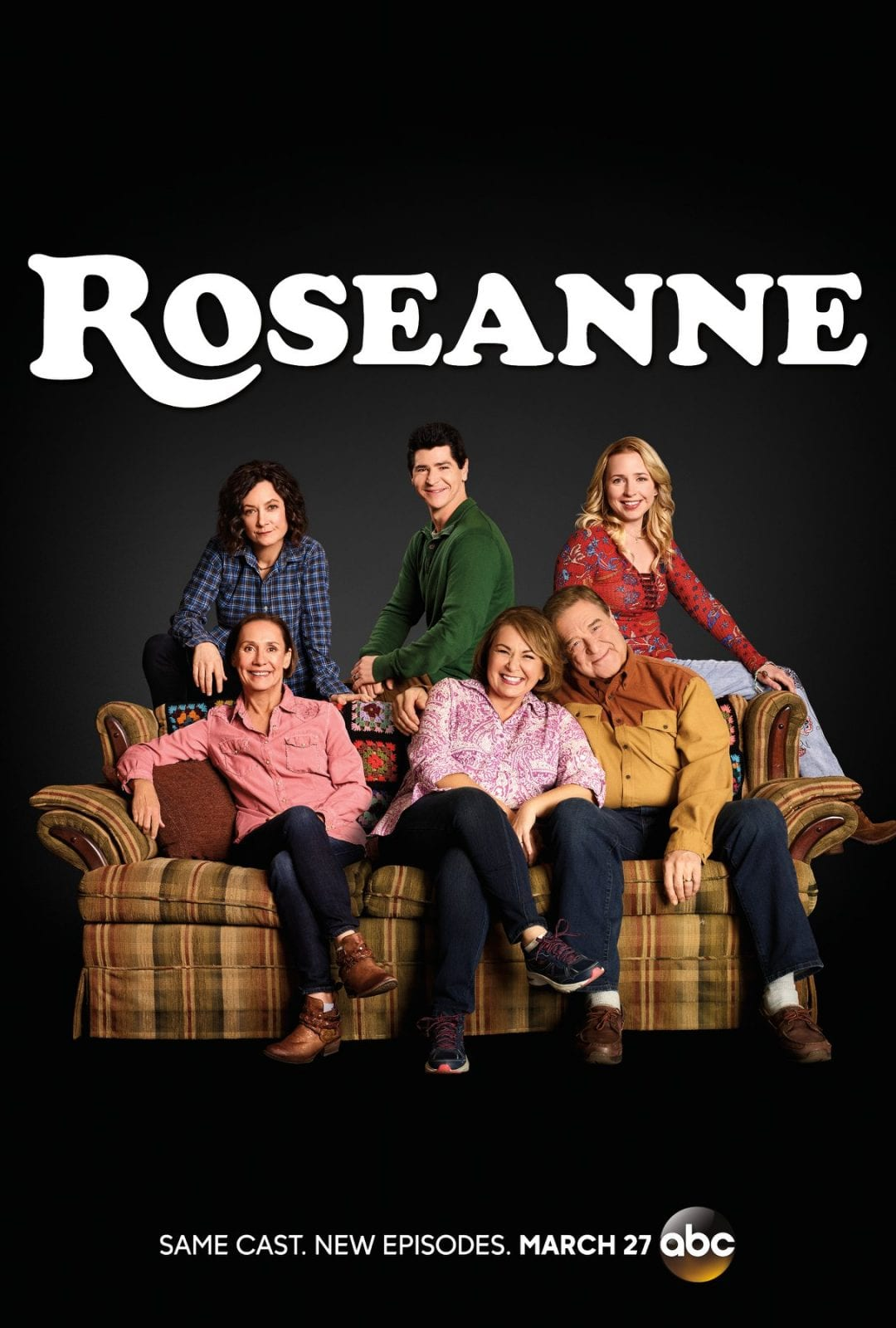 5 Highlights From Interviewing the Cast of Roseanne #ABCTVEvent