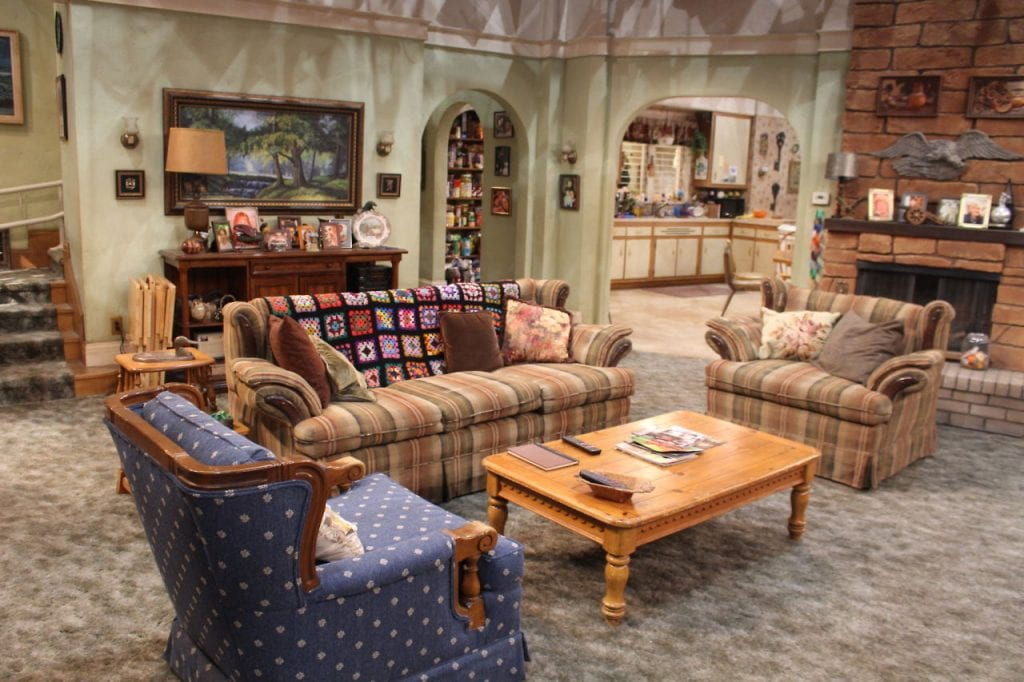 #roseanne #abctvevent momsncharge