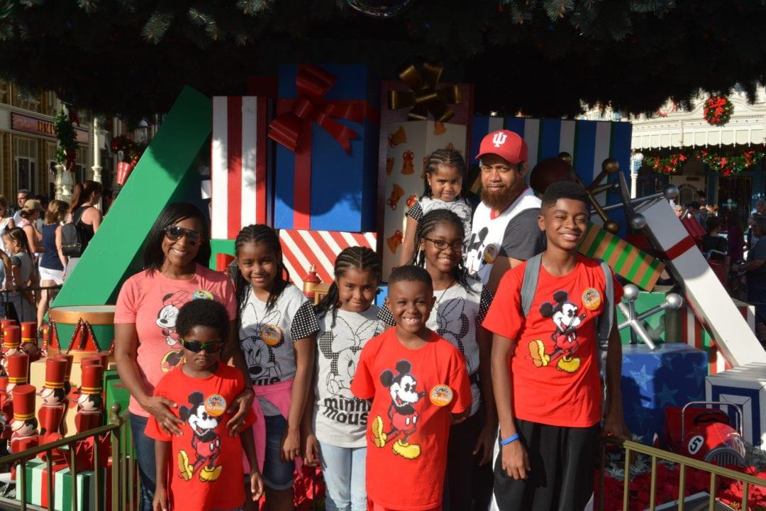Navigating Disney Amusement Park