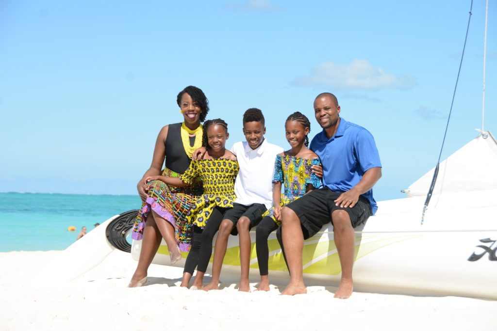 family instagram photo - Beaches Turks and Caicos