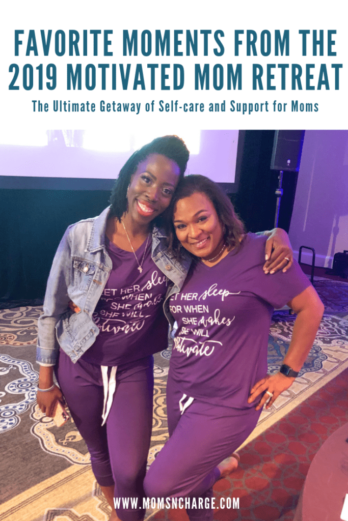 favorite moments from motivated mom retreat